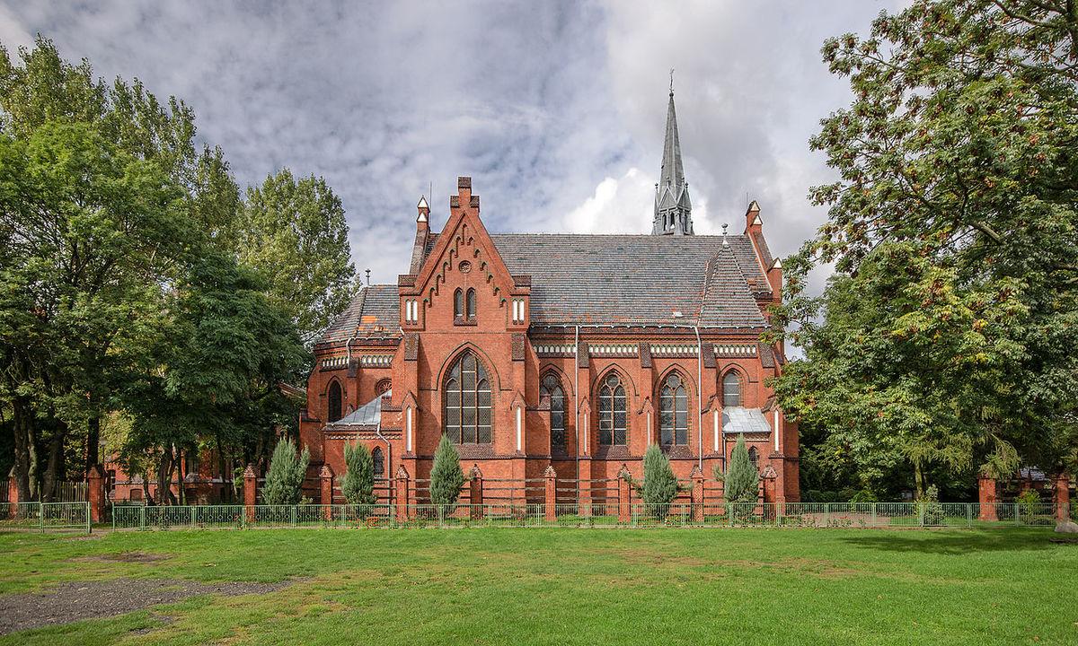 Dobroszyce kościół św. Jadwigi, Wikimedia