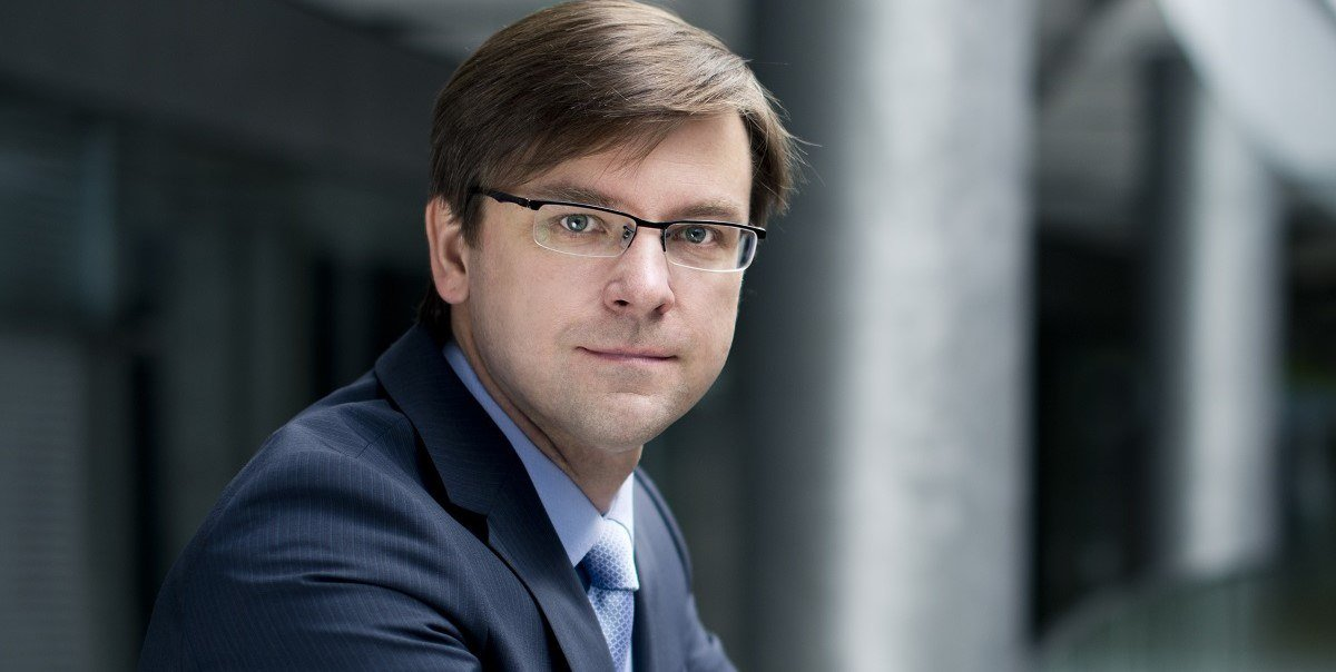 Artur Sawicki. Fot.: Infor